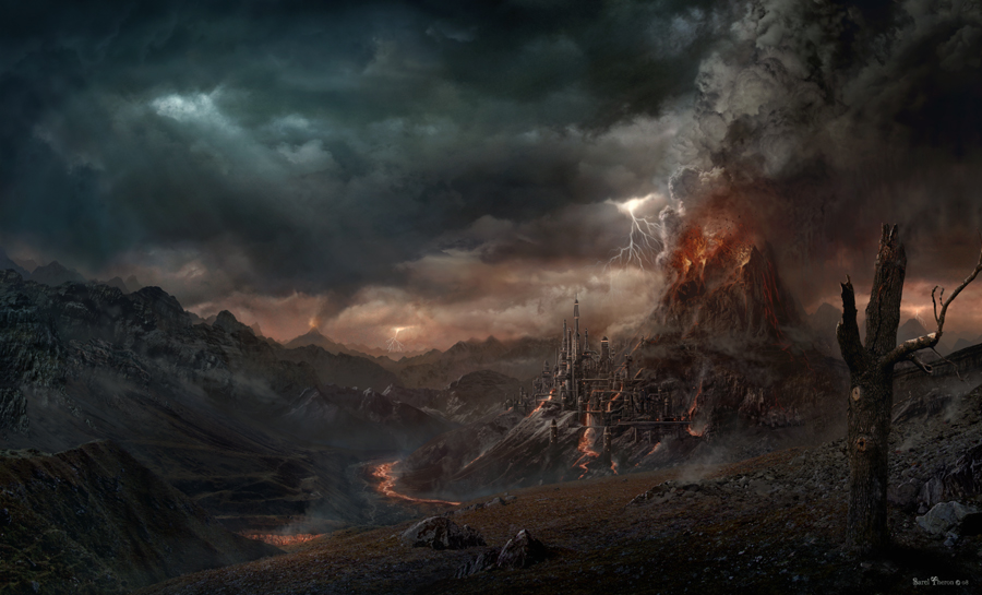 Castelo do Louis Volcano-City_12